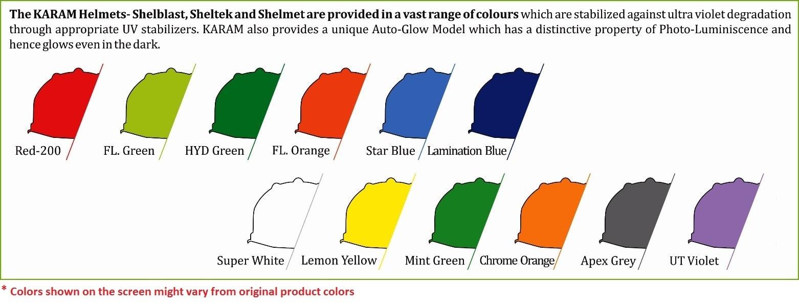 Karam range of color